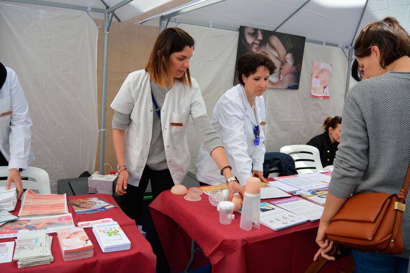 farmacuticos de tarragona ofrecen consejo sobre la lactancia materna