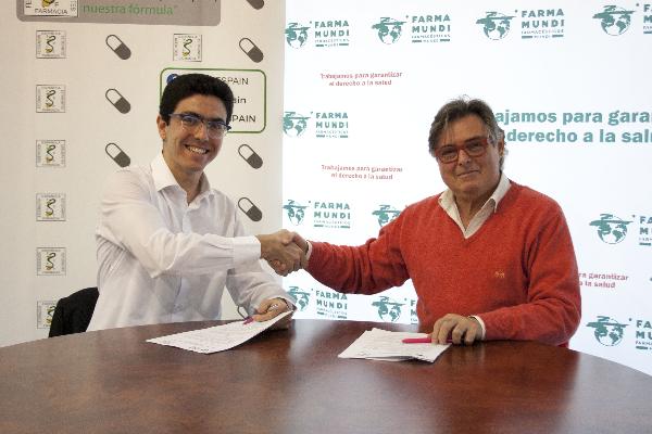 la feef y farmamundi suman esfuerzos en defensa de la salud global