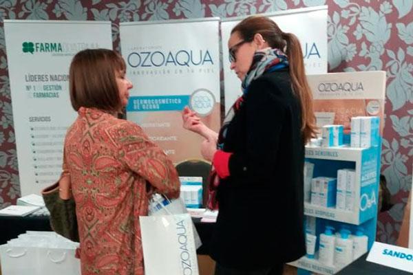grupo quatrium presenta sus productos y servicios para el canal farmaceutico en santander