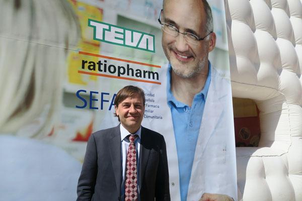 es importante para el farmaceutico tener un aliado en la industria como teva pharmaceuticals
