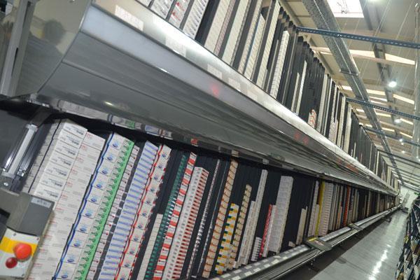 unnefar cuenta ya con 23 almacenes para dar servicio a las farmacias de la zona norte