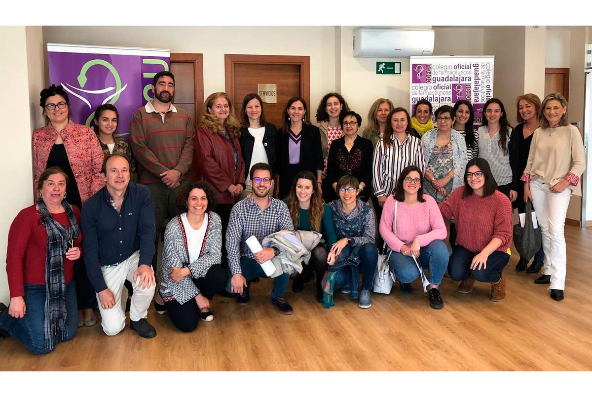 farmaceuticos de guadalajara participan en el programa concilia medicamentos 2