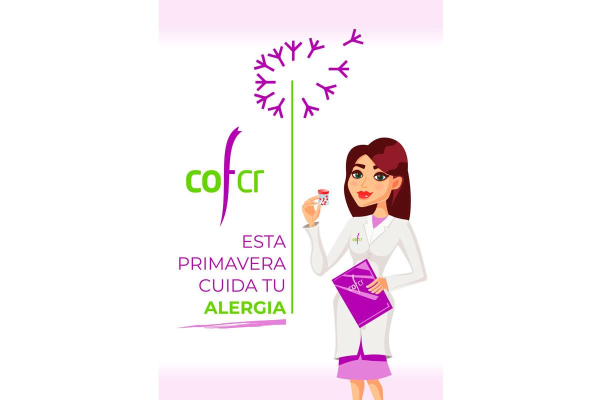 las farmacias de ciudad real ayudan a minimizar los efectos de la alergia