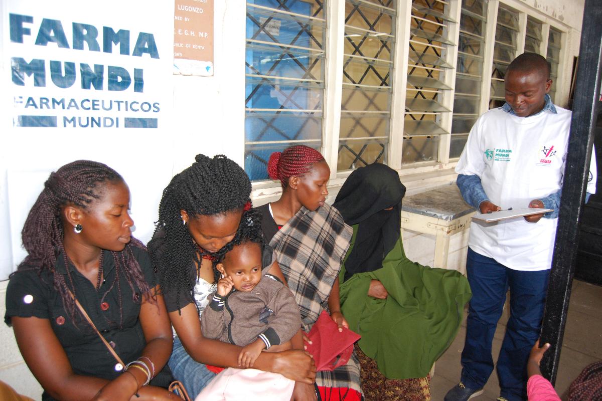 farmamundi certificada por la direccion general de proteccion civil europea y operaciones de ayuda humanitaria