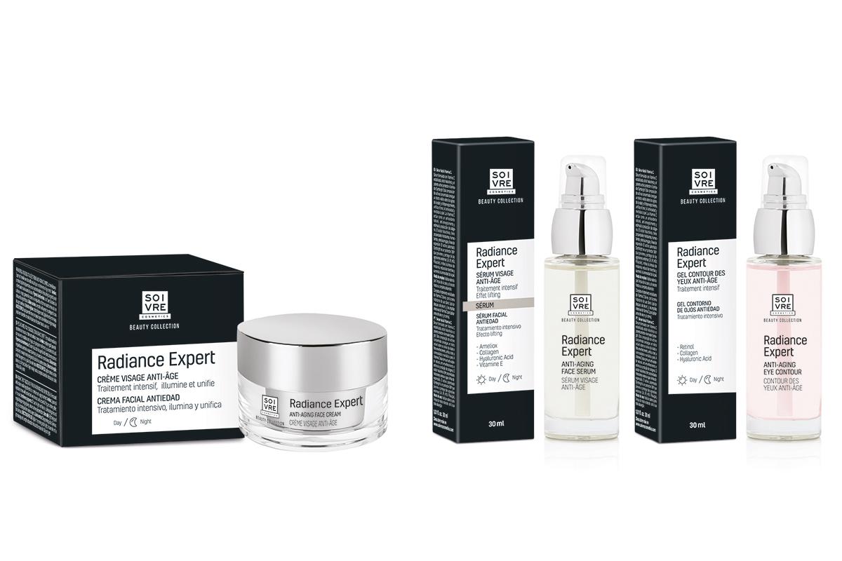 radiance expert el tratamiento antiedad intensivo de soivre cosmetics