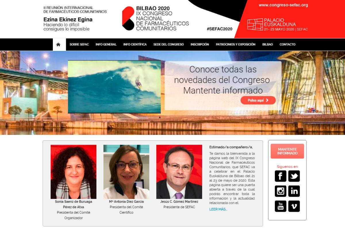 sefac-presenta-la-web-del-ix-congreso-nacional-de-farmaceuticos-comun