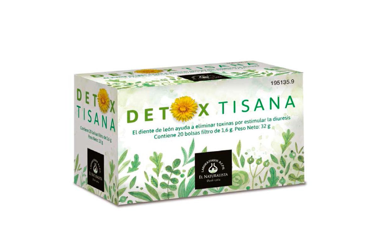 detox tisana la ayuda natural para depurar el organismo de el naturalista