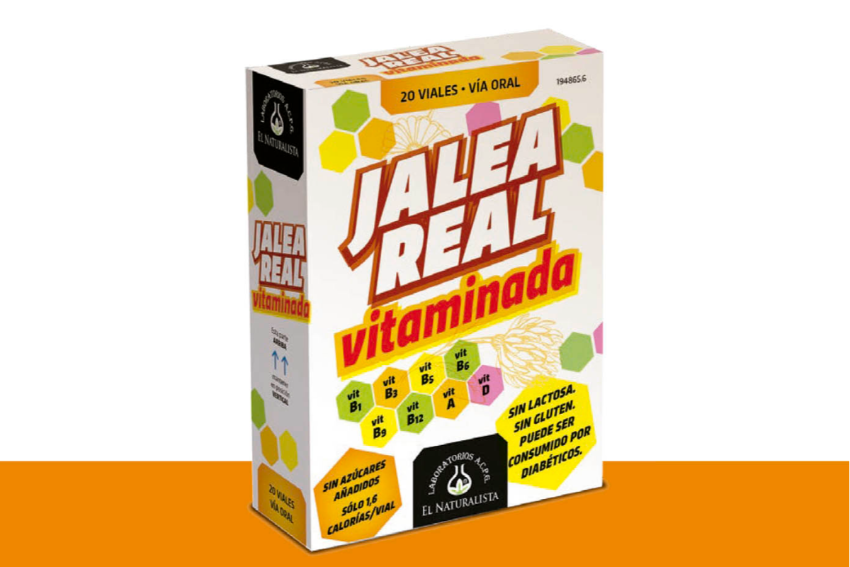 el naturalista aade ocho vitaminas a su jalea real