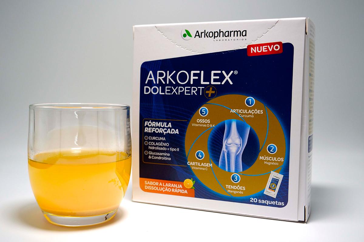 arkoflex dolexpert mucho ms que colgeno