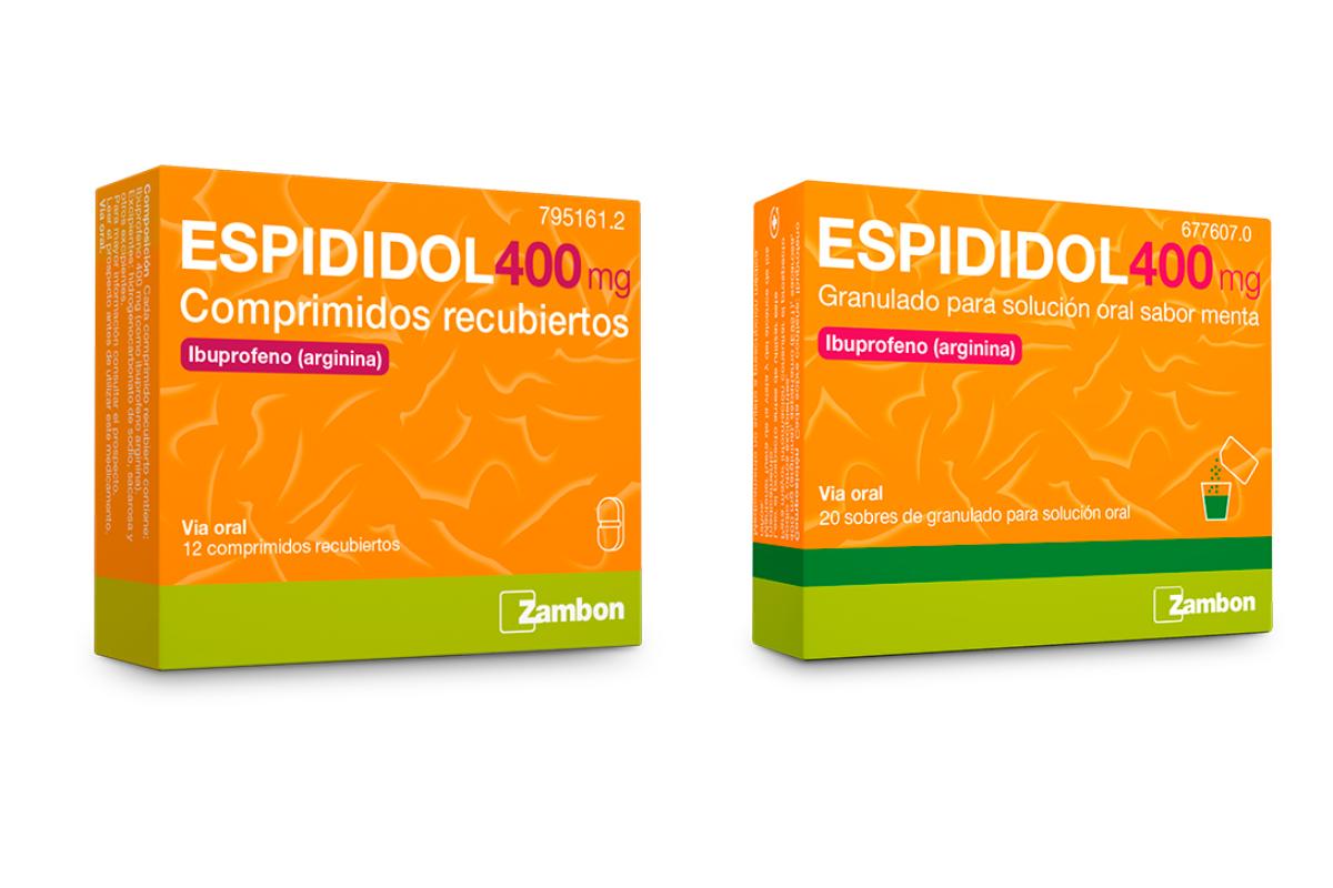 el valor aadido de ibuprofenoarginina