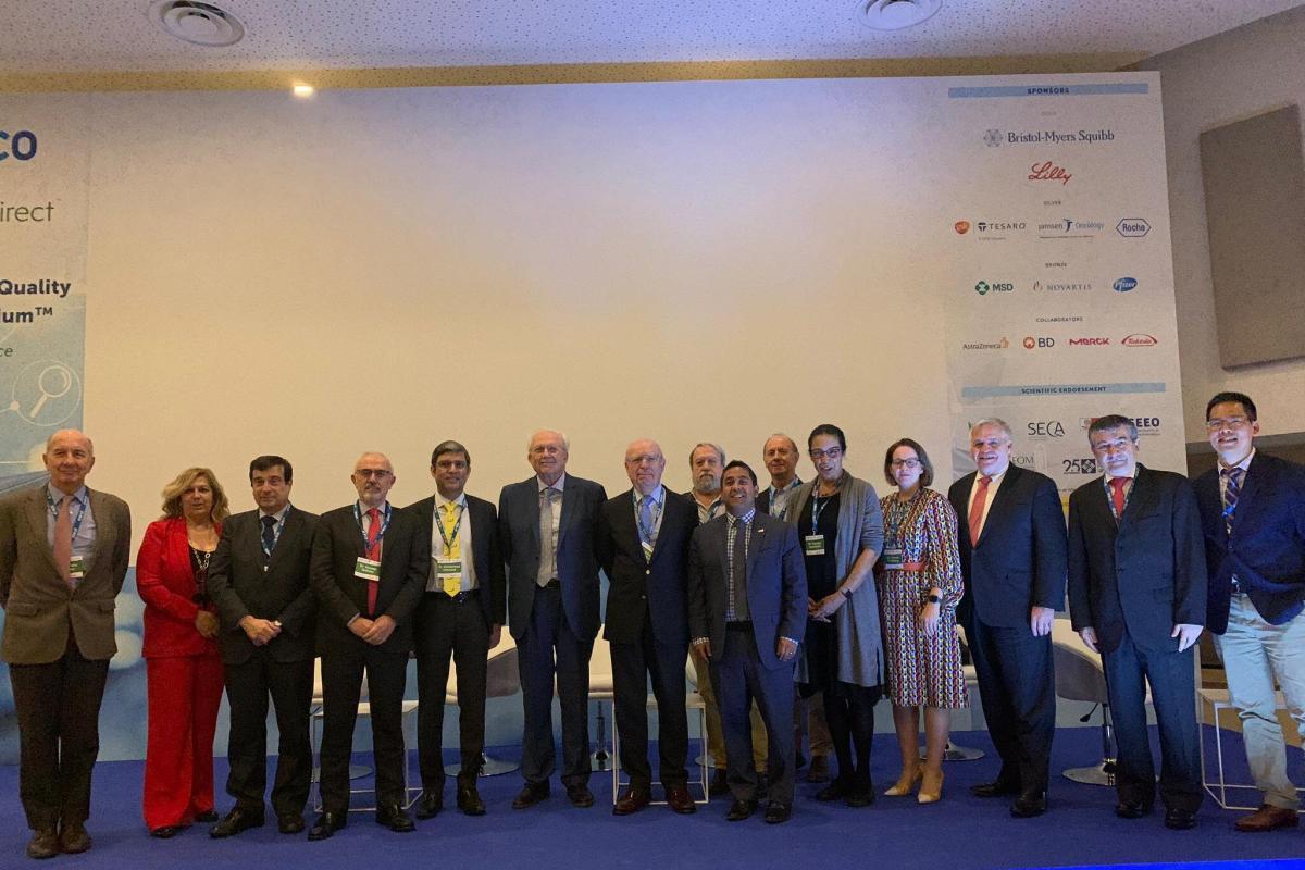 el primer congreso de calidad sobre oncologa en espaa reune a ms de 200 expertos mundiales