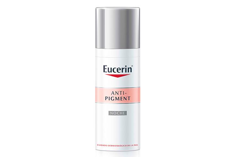 crema para las manchas en la cara eucerin