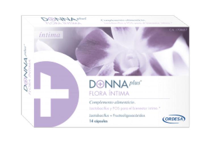 donnaplus flora ntima galardonado como producto probitico del ao