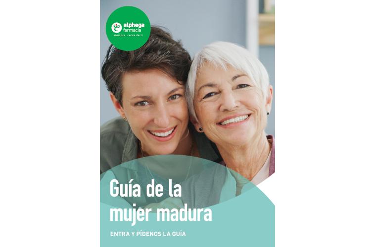 Alphega Farmacia lanza la guía de la mujer madura