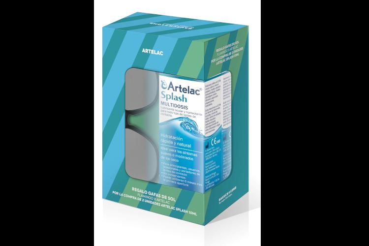 Regalo de Gafas de sol para tus clientes por la compra de lágrimas hidratantes Artelac