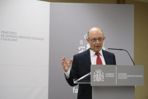 maacutes de 4000 millones del fla para dar seguridad a entre otros los proveedores de sanidad