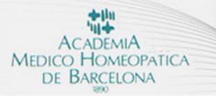 la academia mdico homeoptica de barcelona conmemora su 125 aniversario