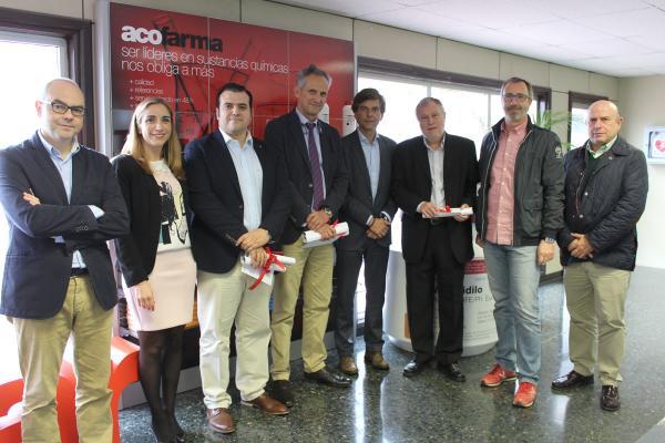 acofarma entrega sus premios a la innovacioacuten en formulacioacuten magistral