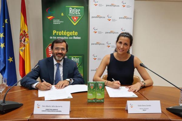 acuerdo omega pharmacpe para proteger a los paraliacutempicos en los jjoo frente al zika