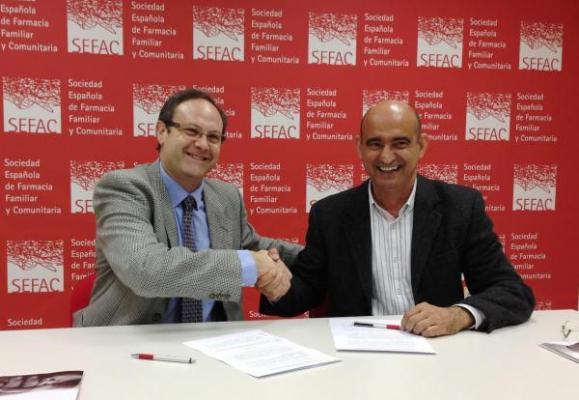 acuerdo entre pacientes y farmacia comunitaria para promover la investigacioacuten y formacioacuten