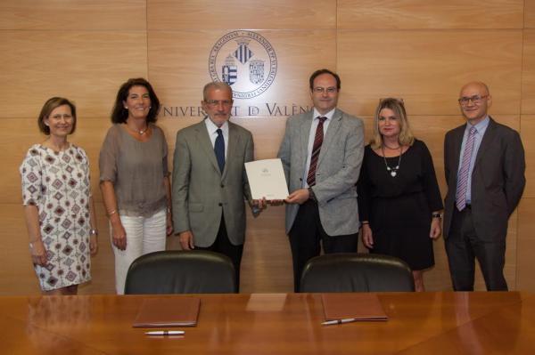 el acuerdo sefacuv preveacute la redaccioacuten de convenios especiacuteficos con distintos proyectos y programas de actuacioacuten