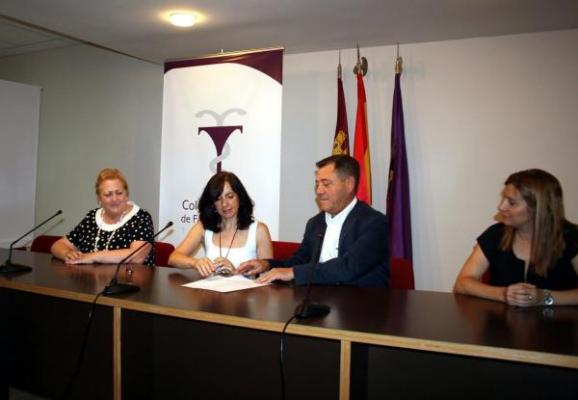 alcertoledo y el cof toledo firman un convenio anual para emprender acciones de colaboracioacuten conjunta