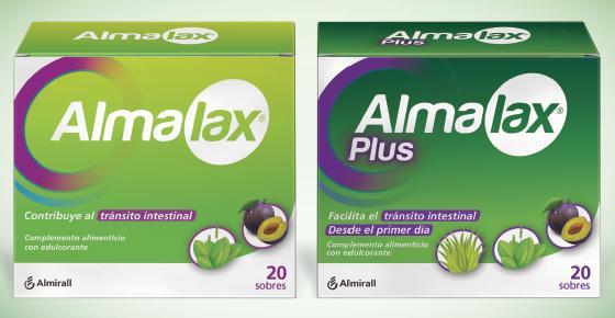 almirall lanza dos nuevas alternativas de origen natural para el traacutensito intestinal