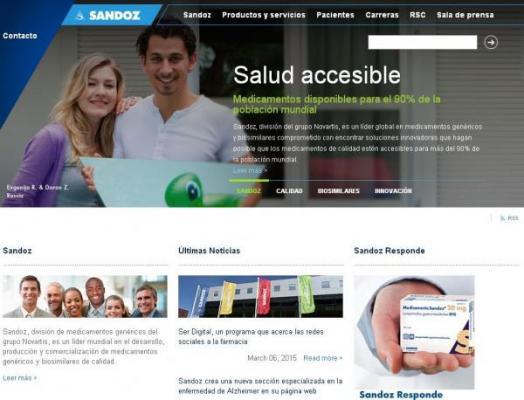 andaluca la segunda comunidad donde se pone en marcha el servicio ser digital de sandoz