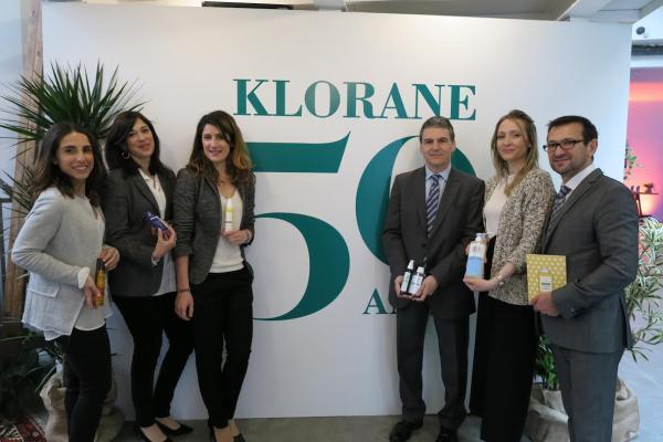 50 antildeos de pasioacuten por klorane