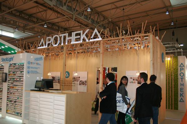 apotheka y mach4 muy presentes en infarma 2015