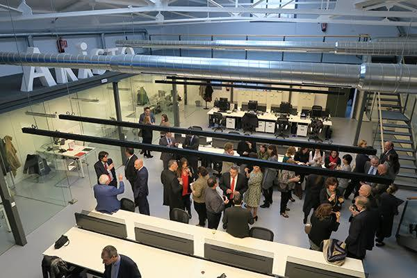 Aristo pharma iberia inaugura sus nuevas oficinas en for Oficinas de iberia