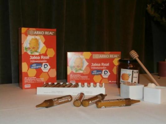 arkopharma-presenta-la-primera-jalea-real-sin-azucar-del-mercado