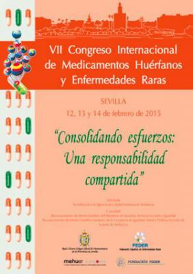 arranca en sevilla el vii congreso internacional de medicamentos hurfanos y enfermedades raras