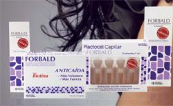 forbald un completo tratamiento preventivo de la caida del cabello