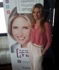 om3gafort presenta la campaa mujeres omega activamente saludables