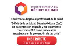 deficit de dao sintomas