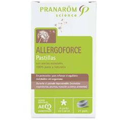 allergoforce pastillas para los sntomas de las alergias