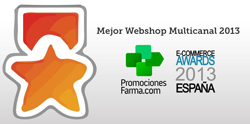 promocionesfarmacom gana el premio ecommerce awards