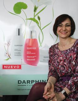 darphin enamora a las farmacias y a las consumidoras