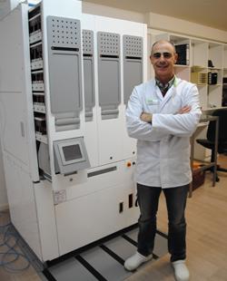 aestamos convencidos que la robotizacian de la farmacia es un servicio de futuro que nos aporta profesionalidad y diferenciaciana
