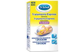 tratamiento express durezas de dr scholl