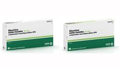 ebastina comprimidos bucodispensables efg de kern pharma