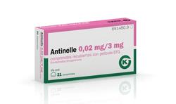 antin y antinelle anticonceptivos orales combinados de kern pharma