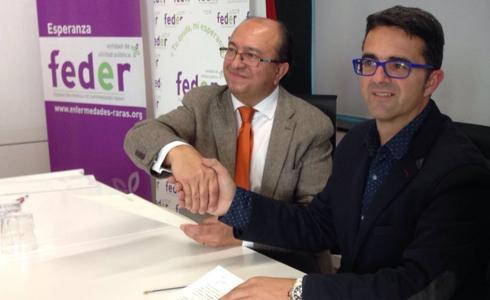 asedef y feder se marcan como objetivo mejorar el acceso a medicamentos hueacuterfanos