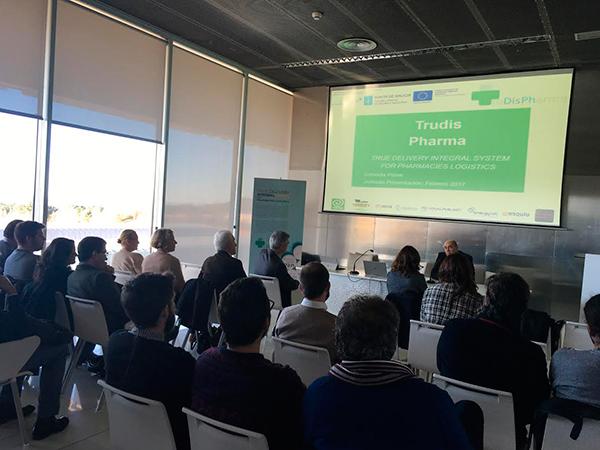 la axencia galega de innovacioacuten beca el ambicioso proyecto logiacutesticotecnoloacutegico de cofano quottrudis pharmaquot