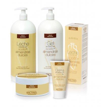 bactinel para el cuidado diario de pieles sensibles y delicadas