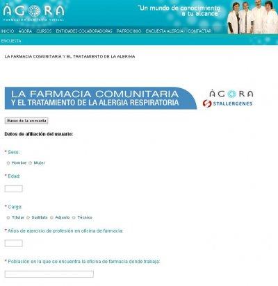 en busca de la optimizacin de la atencin farmacutica de los pacientes con alergias respiratorias