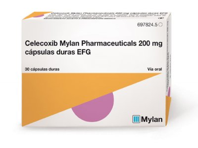 celecoxib mylan pharmaceuticals 200 mg
