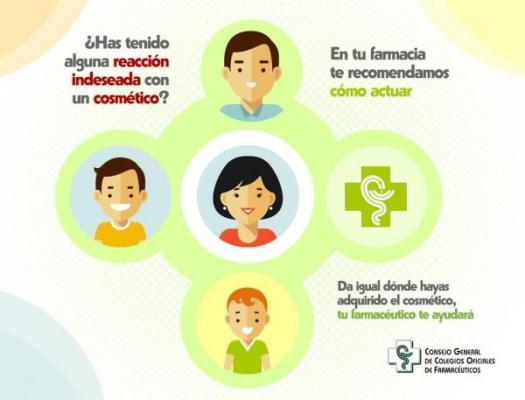 el cgcof impulsa una iniciativa para mejorar la cosmetovigilancia