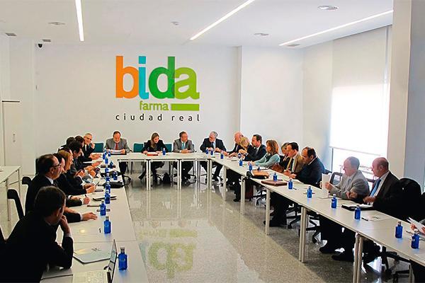 ciudad real acoge el primer consejo rector de bidafarma